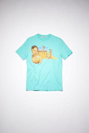 Acne Studios FN-MN-TSHI000315 High neck t-shirt