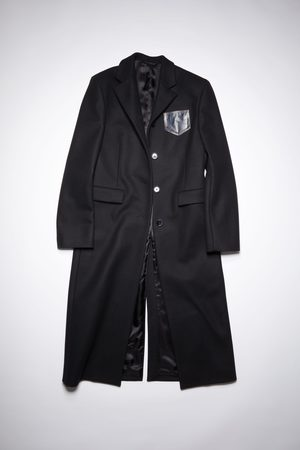Acne Studios FN-WN-OUTW000494 Tailored wool coat