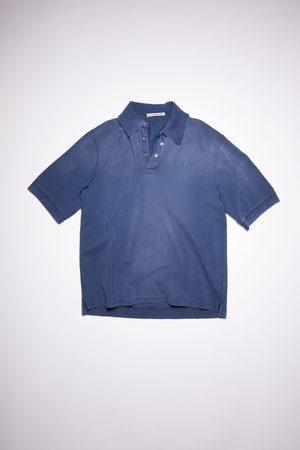 Acne Studios Men Polo Shirts - FN-MN-TSHI000300 Cotton polo shirt