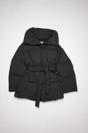 Acne Studios FN-WN-OUTW000479 Belted puffer jacket