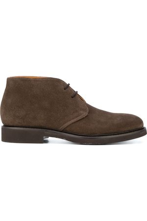 Doucal's Men Ankle Boots - Lace-up ankle boots