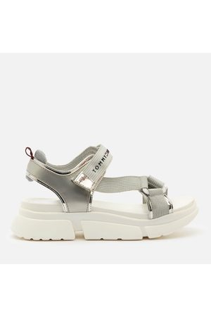 Tommy Hilfiger Girls Sandals - Girls' Platform Velcro Sandals