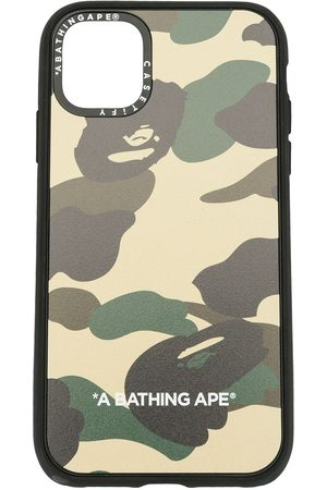 A Bathing Ape Phones Cases - Camouflage print iPhone 11 case