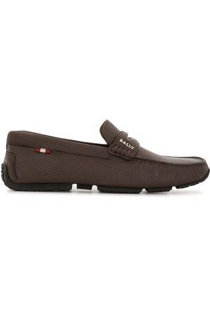 Bally Men Loafers - Logo-embellished loafers