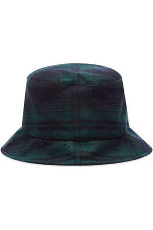 A.P.C. Alex Check Bucket Hat