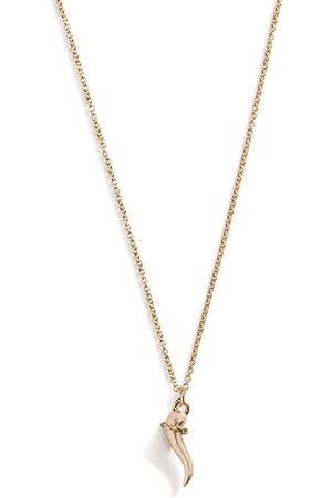 Dolce & Gabbana Girls Necklaces - Curved pendant necklace