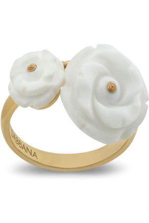 Dolce & Gabbana Women Rings - 18kt yellow rose ring