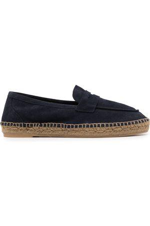 Castaner Men Loafers - Penny loafer espadrilles