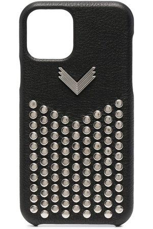 Manokhi Phones Cases - Studded iPhone 11 Pro case