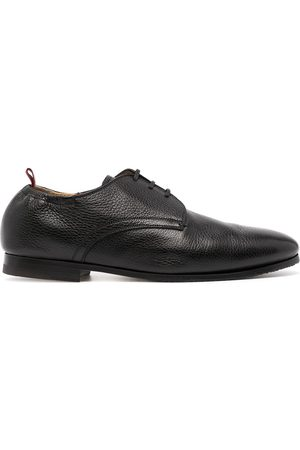 Bally Men Formal Shoes - Plizard leather Derby shoes