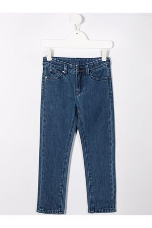 Stella McCartney Straight-leg sustainable jeans