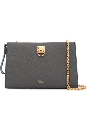 MULBERRY Women Wallets - Iris wallet-on-chain bag - Grey