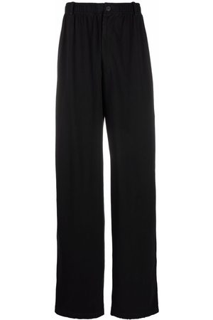 Balenciaga Wide Leg Pants - Wide-leg trousers