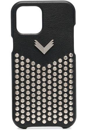 Manokhi Phones Cases - Studed iPhone 12 Pro Max case