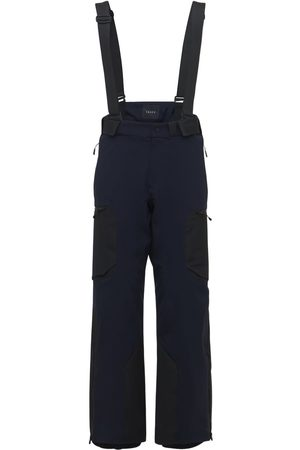 Sease Men Stretch Pants - Insulated Stretch Wool & Nylon Ski Pants