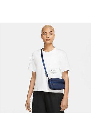 Nike Sportswear Futura Luxe Crossbody Bag in /Midnight Navy 100% Polyester