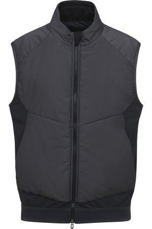 Sease Men Gilets - Insulated Wool & Nylon Thindown Vest