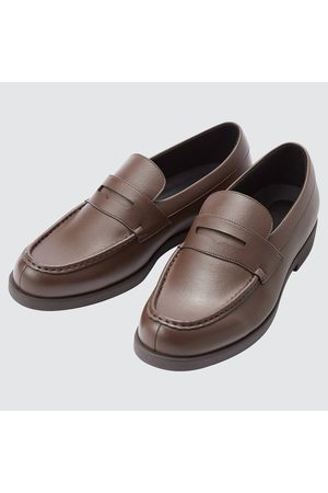 UNIQLO Men Loafers - Men's Penny Loafers, , 7.0