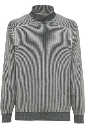 Sease Cashmere Reversible Roll Neck Sweater