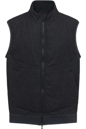 Sease Insulated Wool Flannel Thindown Vest