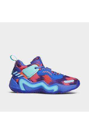 adidas Sneakers - Big Kids' D.O.N. Issue #3 Basketball Shoes Size 4.0