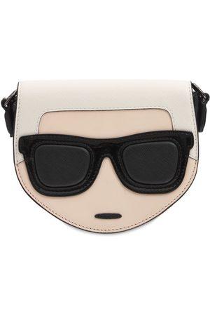 Karl Lagerfeld Girls Rucksacks - Karl Faux Leather Shoulder Bag