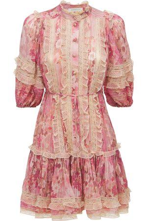 ZIMMERMANN Women Party Dresses - Viscose Mini Dress