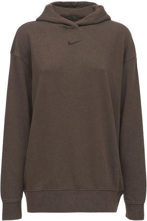 Nike Cotton Blend Sweatshirt Hoodie