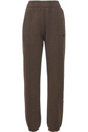 Nike Women Sweatpants - Cotton Blend Sweatpants