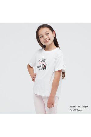 UNIQLO Girl's Disney Furry Friends Ut (Short-Sleeve Graphic T-Shirt), , 3Y