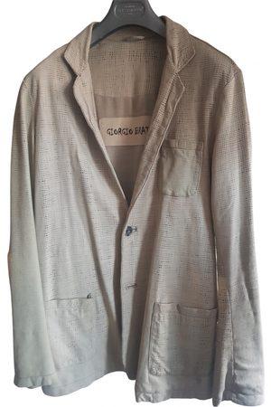 GIORGIO BRATO Men Leather Jackets - Leather jacket