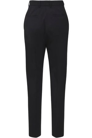 Dolce & Gabbana Women Formal Pants - Tailored Stretch Wool Pants
