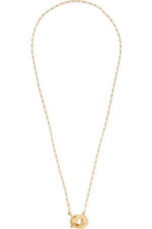 A.P.C. Gold Ambre Necklace