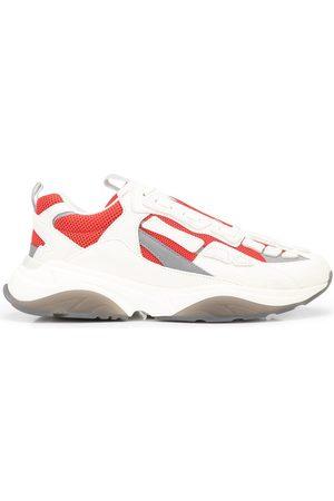 AMIRI Men Sneakers - Bone Runner low-top lace-up sneakers