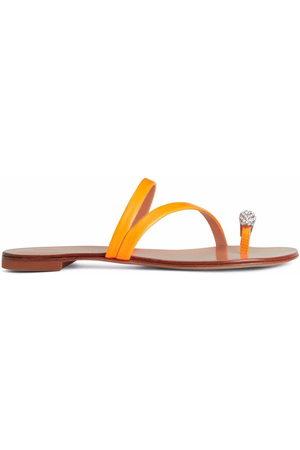 Giuseppe Zanotti Women Sandals - Hillary Ring slides