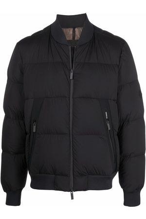 Moncler Logo-print padded jacket