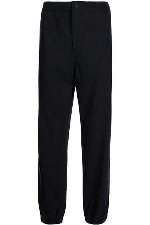 Missoni Men Sweatpants - Logo-print slim-fit track pants