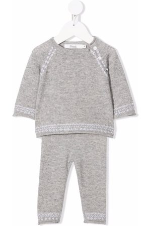 BONPOINT Sets - Thelo knitted set - Grey