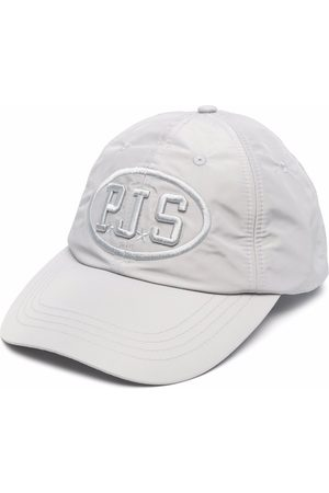 Parajumpers Caps - Logo-embroidered tonal cap - Grey