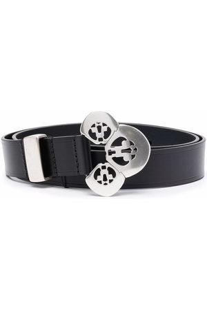 Isabel Marant Women Belts - Louama logo-buckle leather belt