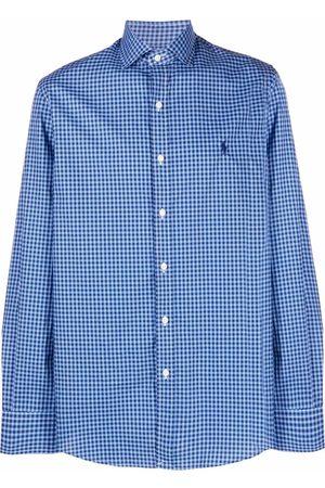 Polo Ralph Lauren Men Polo Shirts - Checked polo shirt