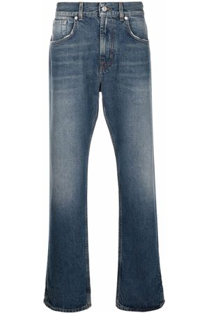 7 for all Mankind Men Straight - Mid-waist straight jeans