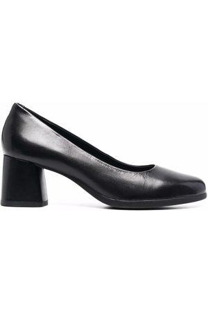 Geox Calinda mid-heel pumps