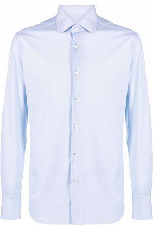 Xacus Men Business - Plain formal shirt