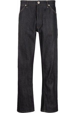 Jil Sander Logo-patch jeans