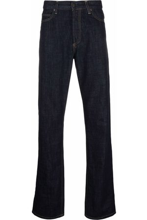 Carhartt Logo-patch denim jeans
