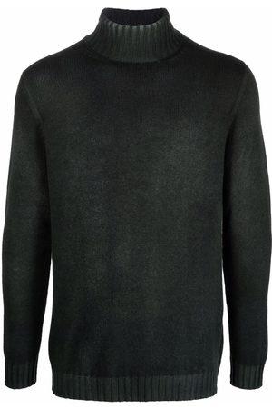 AVANT TOI Men Turtlenecks - Ribbed-knit roll-neck jumper