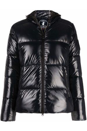 save the duck Women Puffer Jackets - Hooded puffer jacket