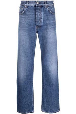 Sunflower Men Straight - Mid-rise straight-leg jeans