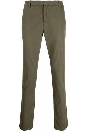 DONDUP Men Chinos - Slim-fit cotton chinos
